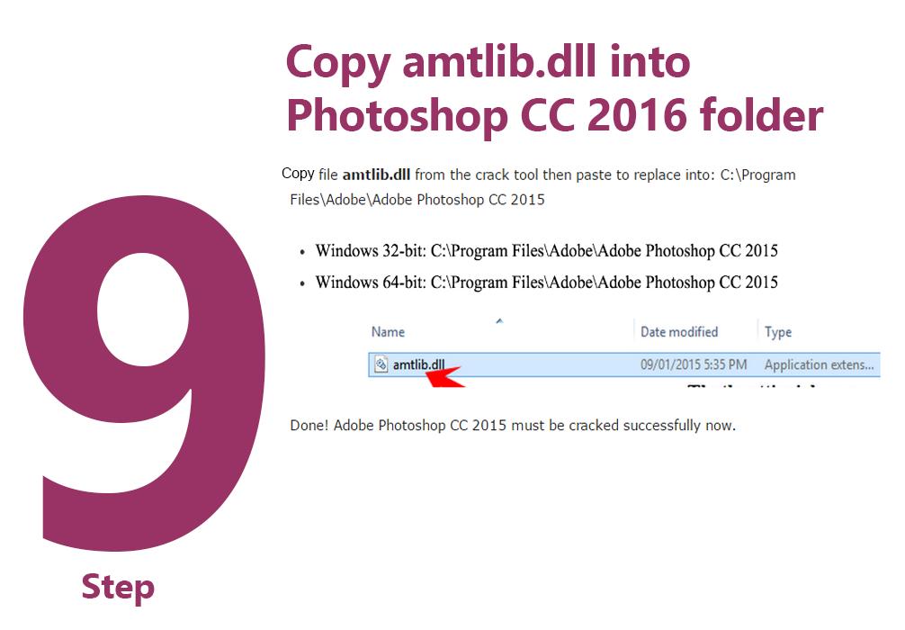photoshop cc 18 crack amtlib.dll