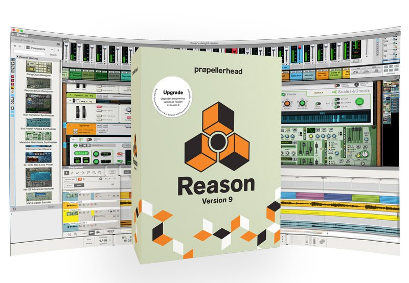 Propellerhead Reason 5 Free Download