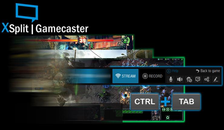 XSplit Gamecaster 3.4 Crack + Serial Key Download Full Version